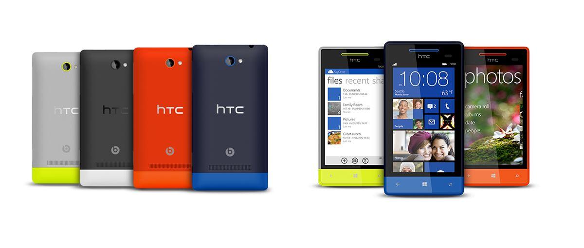 Microsoft ratuje skórę HTC. Model 8S jednak dostanie aktualizację WP 8.1 Update 1