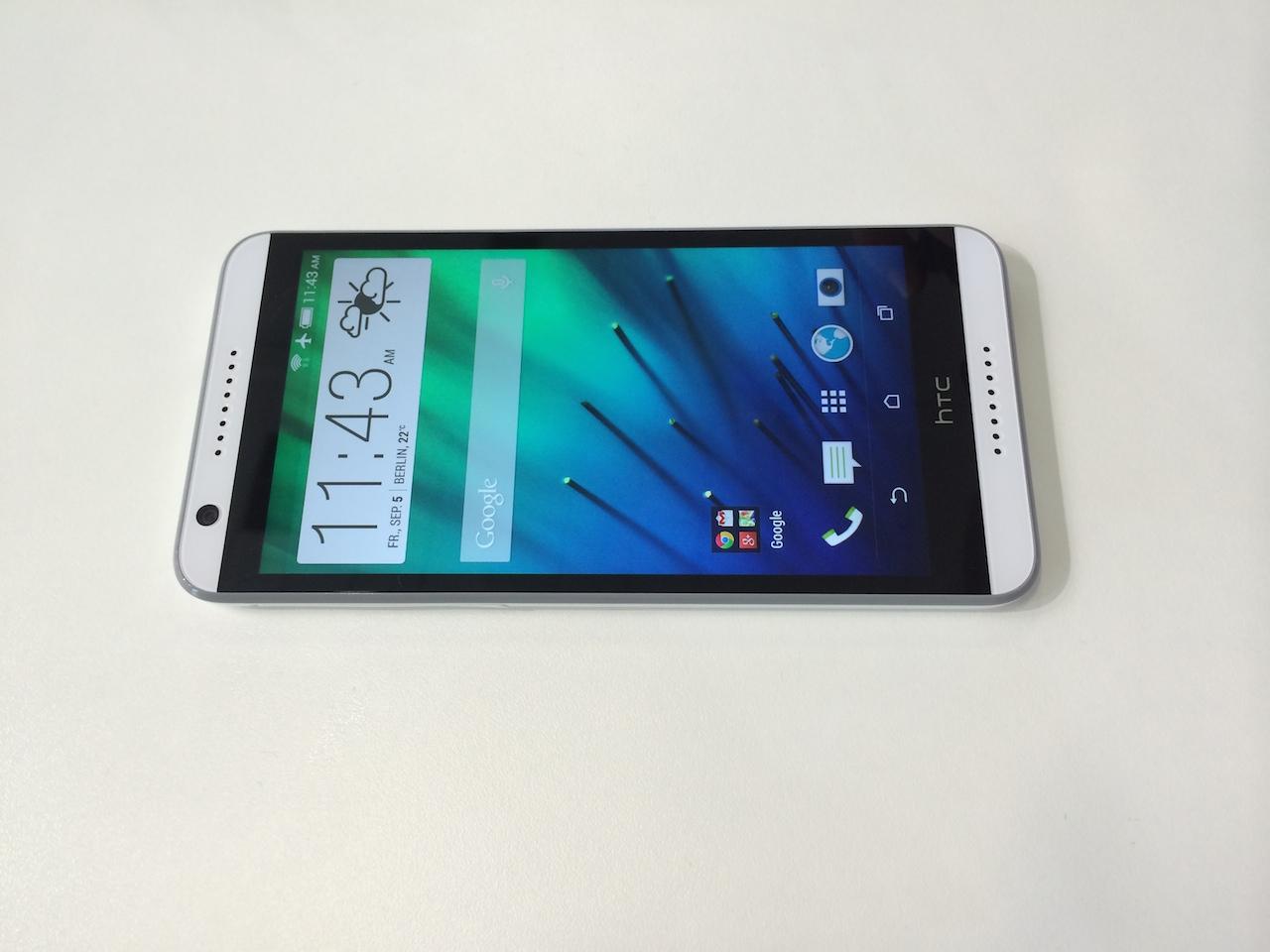 Niestety HTC na IFA 2014 ponownie rozczarowało