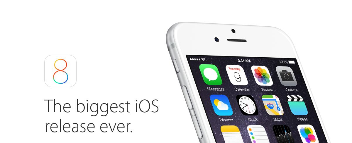 iOS 8, czyli gdy goniąc konkurencję wyznacza się nowe standardy – recenzja Spider's Web