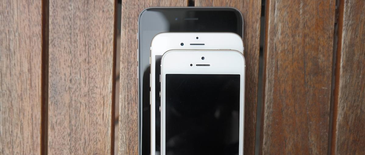Wielki iPhone 6 nie odstraszył fanów, Androidowcy jednak wzruszyli ramionami