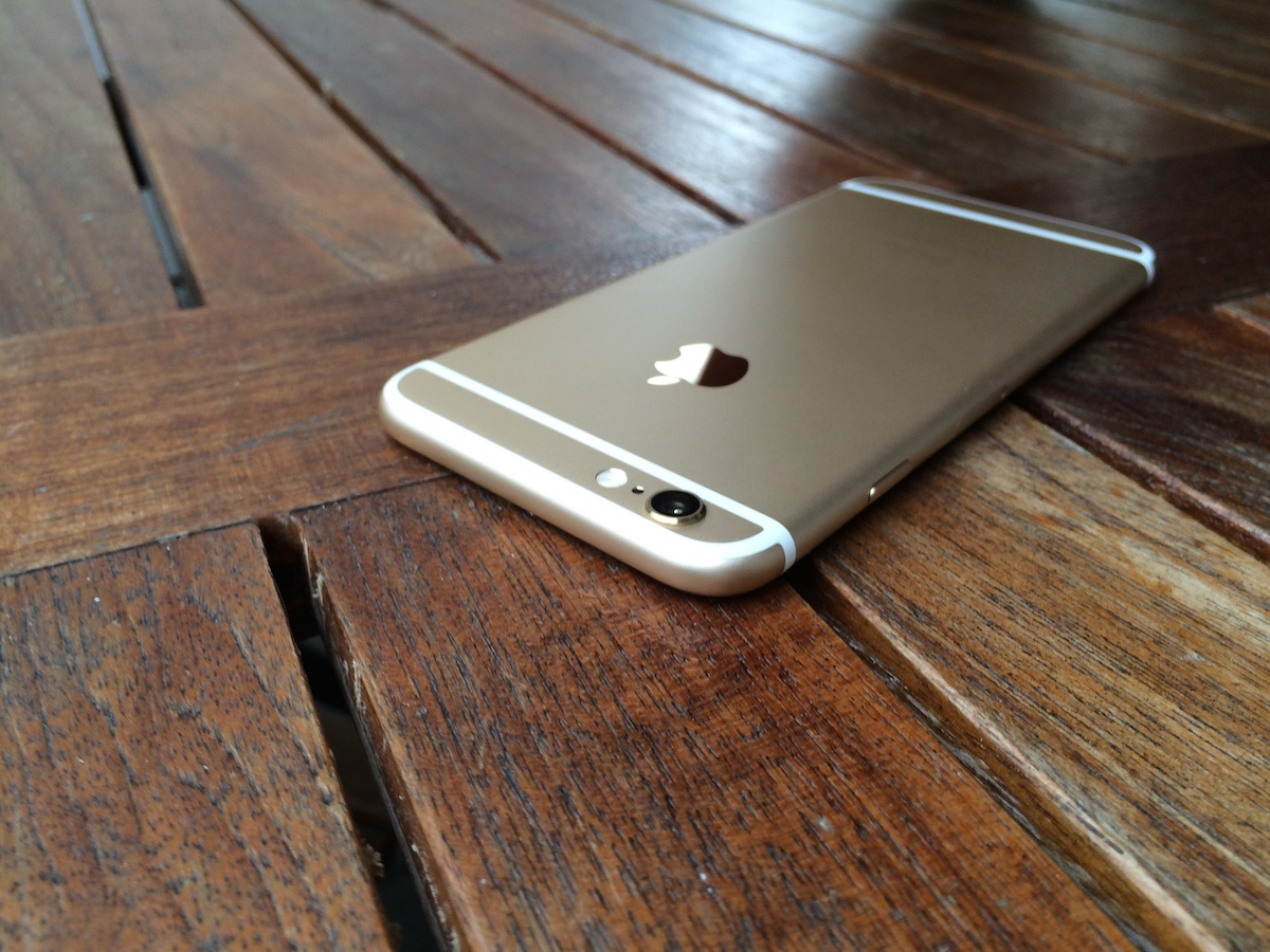 iPhone 6 – recenzja Spider's Web