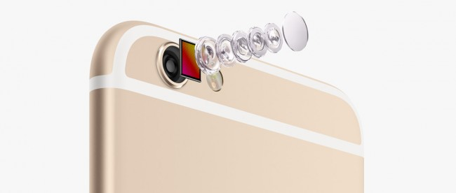 iphone 6 plus aparat