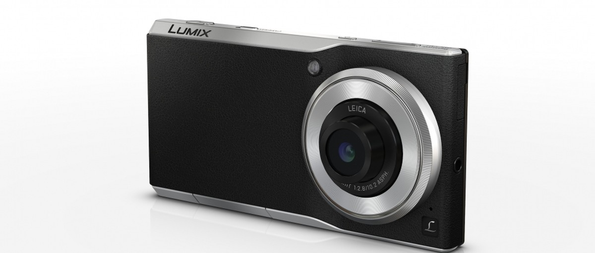 Czy to aparat w smartfonie, czy smartfon w aparacie? Przedziwnie intrygujący Panasonic CM1