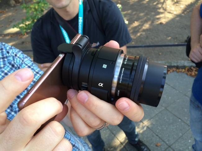 sony obiektyw smartfon 2