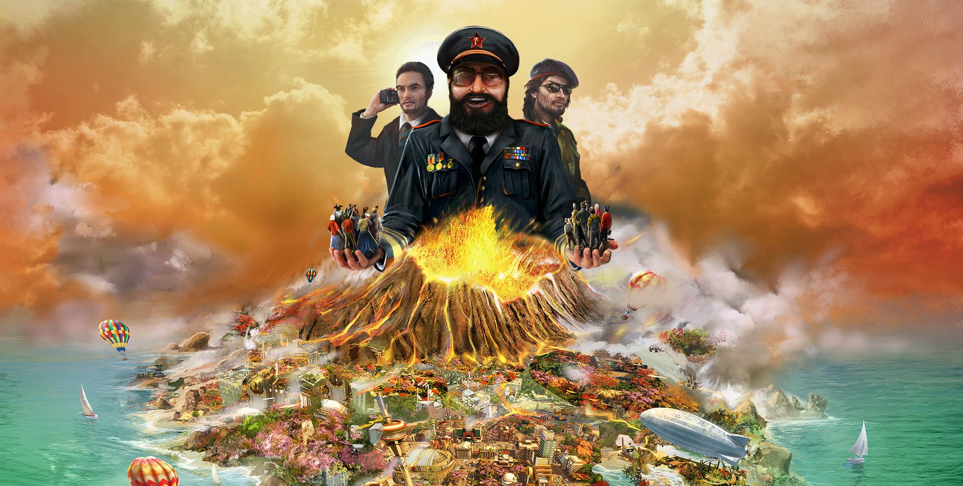 Kaddafi, Fidel Castro i Kim Dzong Un czekają, czyli… Tropico 3 za darmo!