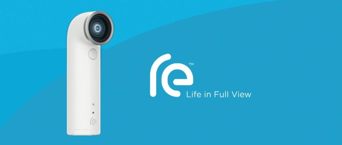 HTC Re, czyli Re-definicja małej kamery