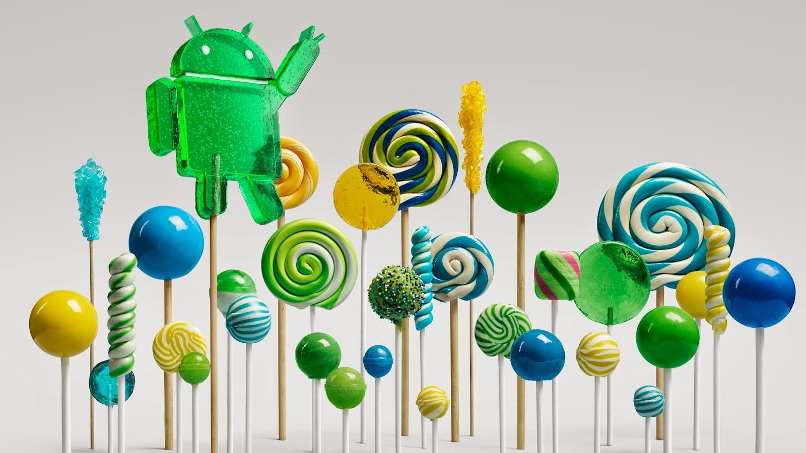 Android 5.0 Lollipop to dowód, że Google przestał panować nad swoim systemem