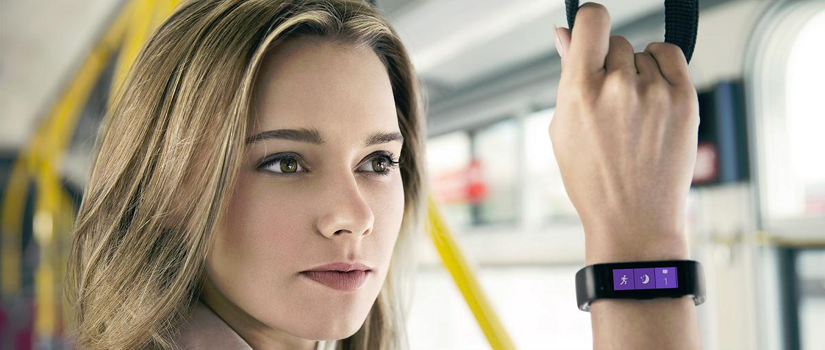 Oto Microsoft Band – jedyny smartwatch, który warto kupić w Polsce