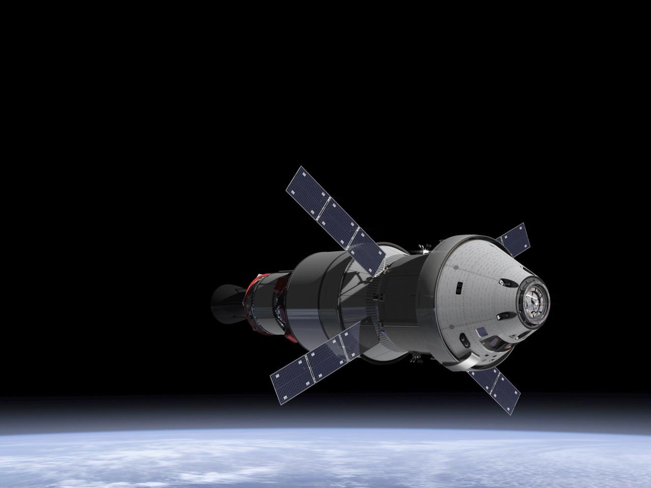 To w tym statku NASA chce wznowić erę lotów załogowych