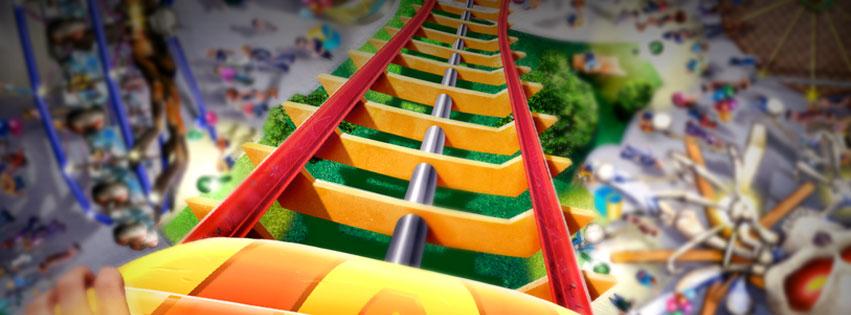 Kultowy RollerCoaster Tycoon powraca! Niestety nie w formacie, jakiego mogłeś się spodziewać