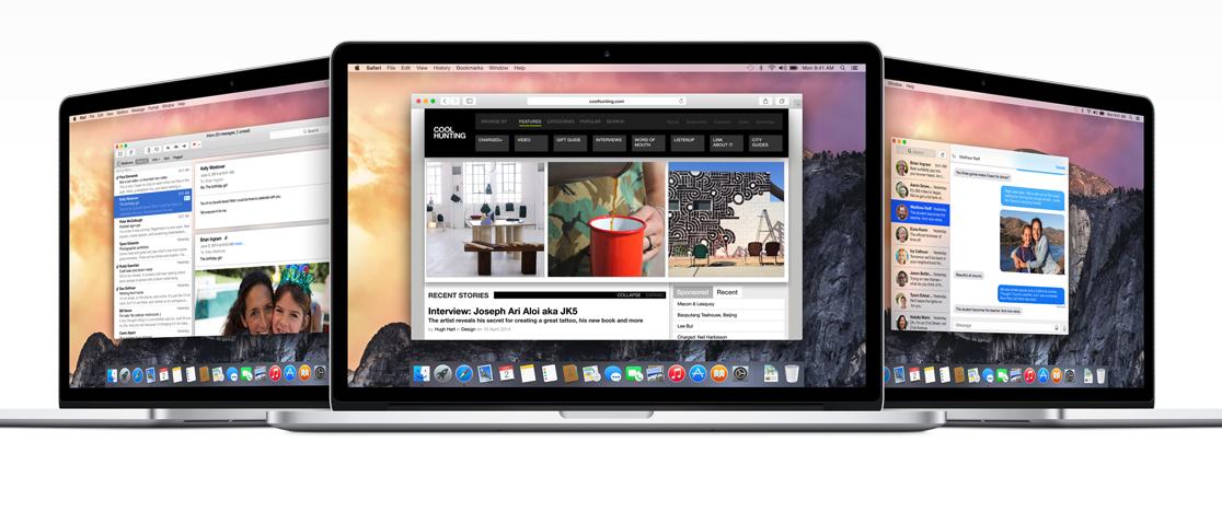 Świetny system Apple OS X 10.10 Yosemite i… jego wady – recenzja Spider's Web