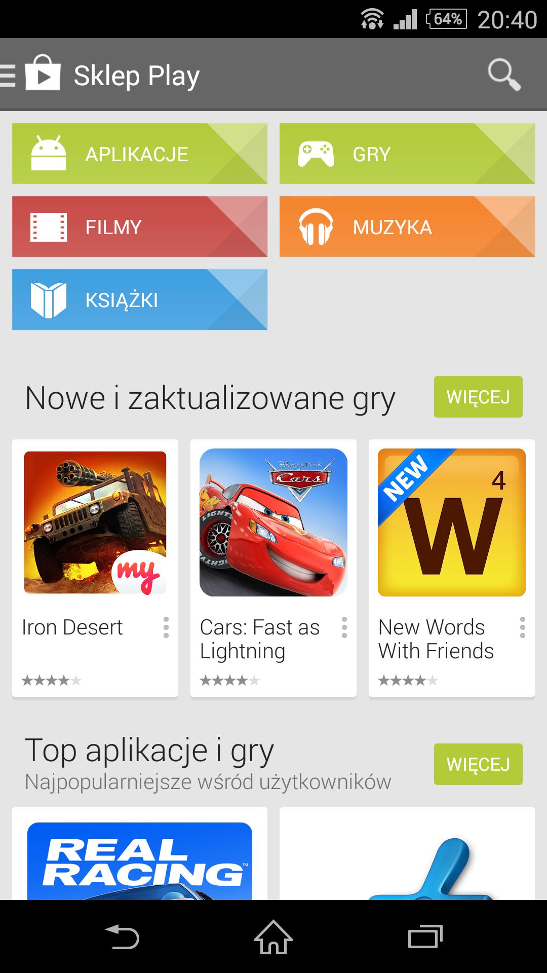 Tak Się Zmienił Sklep Google Play Aktualizacja Zbliżyła Nas Do
