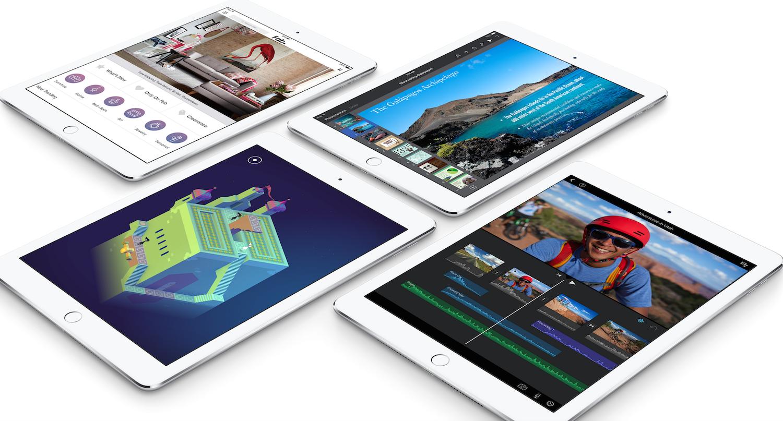 iPad któryśtam. To już nie ma znaczenia