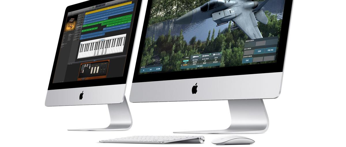 """To na to czekaliśmy """"zbyt długo"""" – nowy ekran w iMacu i odświeżony Mac Mini"""