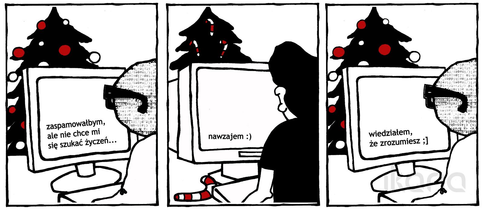 Komiks dnia #5 – sobota to prawie jak święto, więc…