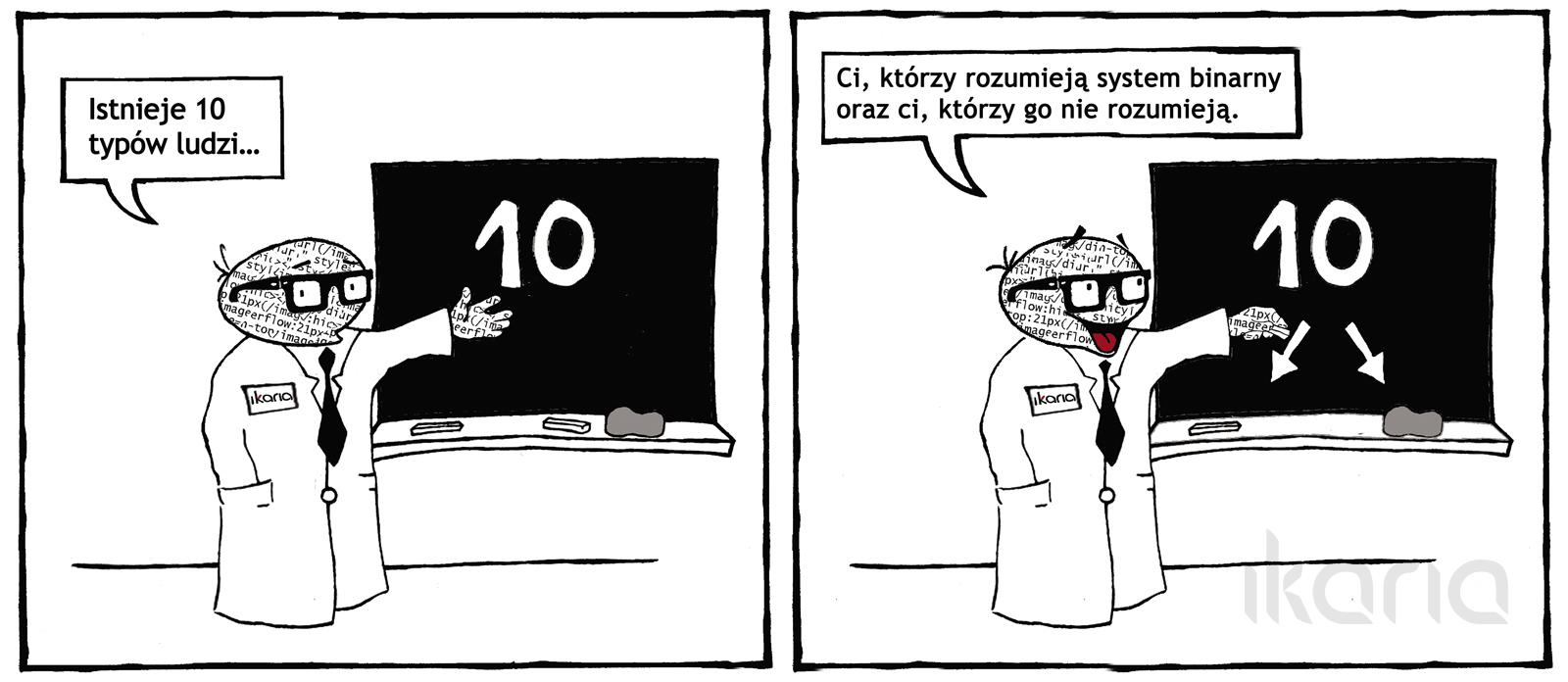 Komiks dnia #7: rozumiesz albo nie…