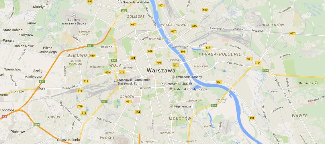"""Mapy Google z funkcją udostępniania lokalizacji na żywo. Teraz szybko odpowiesz na pytanie """"kiedy będziesz?"""""""