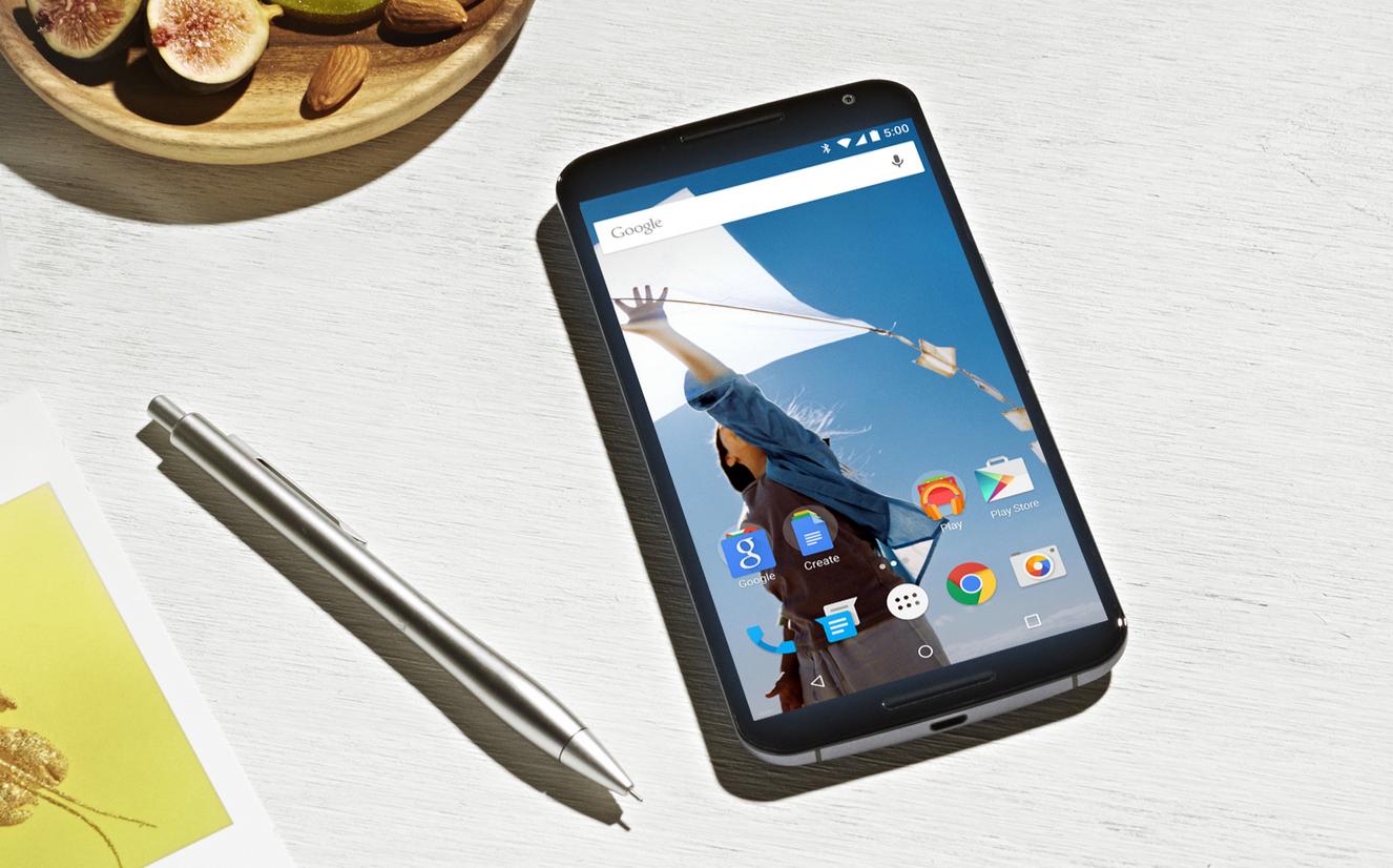 Nexus 6 bez czytnika odcisku palca to dobra wiadomość, przynajmniej do premiery następcy