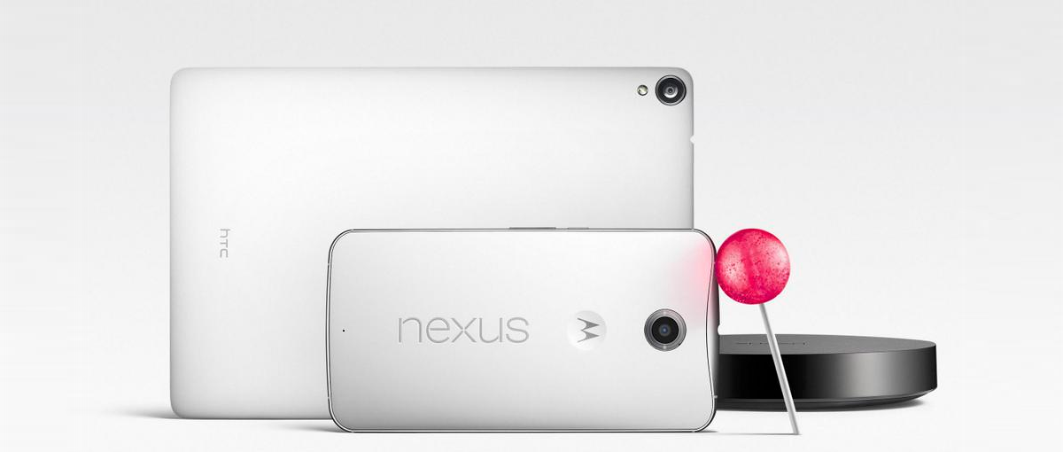 Google wyciąga rękę do producentów, którzy zostali w tyle – oto nowy Nexus 9 od HTC oraz Nexus 6 od Motoroli