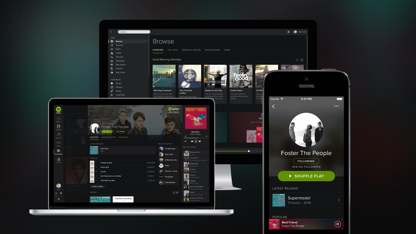 Używasz Spotify na komputerze? Uważaj, aplikacja może uszkodzić mu dysk!