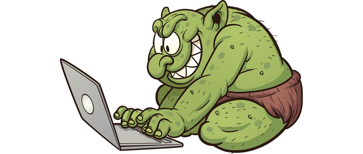 Internetowe trolle mogą skończyć za kratkami. Taki jest plan
