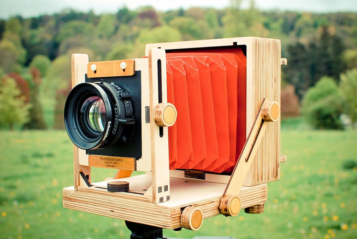 Oto najtańszy sposób na fotograficzny wielki format