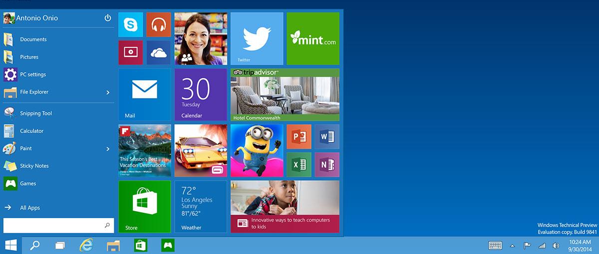Oto nowa kompilacja Windows 10 – sprawdź, co można już testować