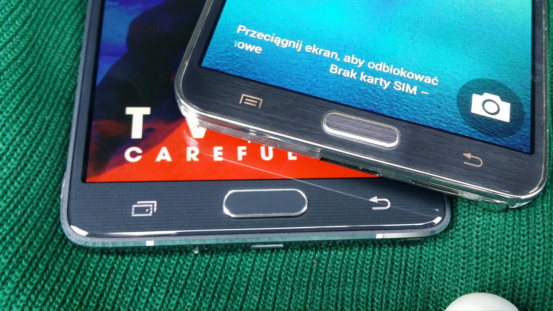 Samsung Galaxy Note 4 kontra Note 3. Sprawdziliśmy wszystkie różnice – galeria Spider's Web