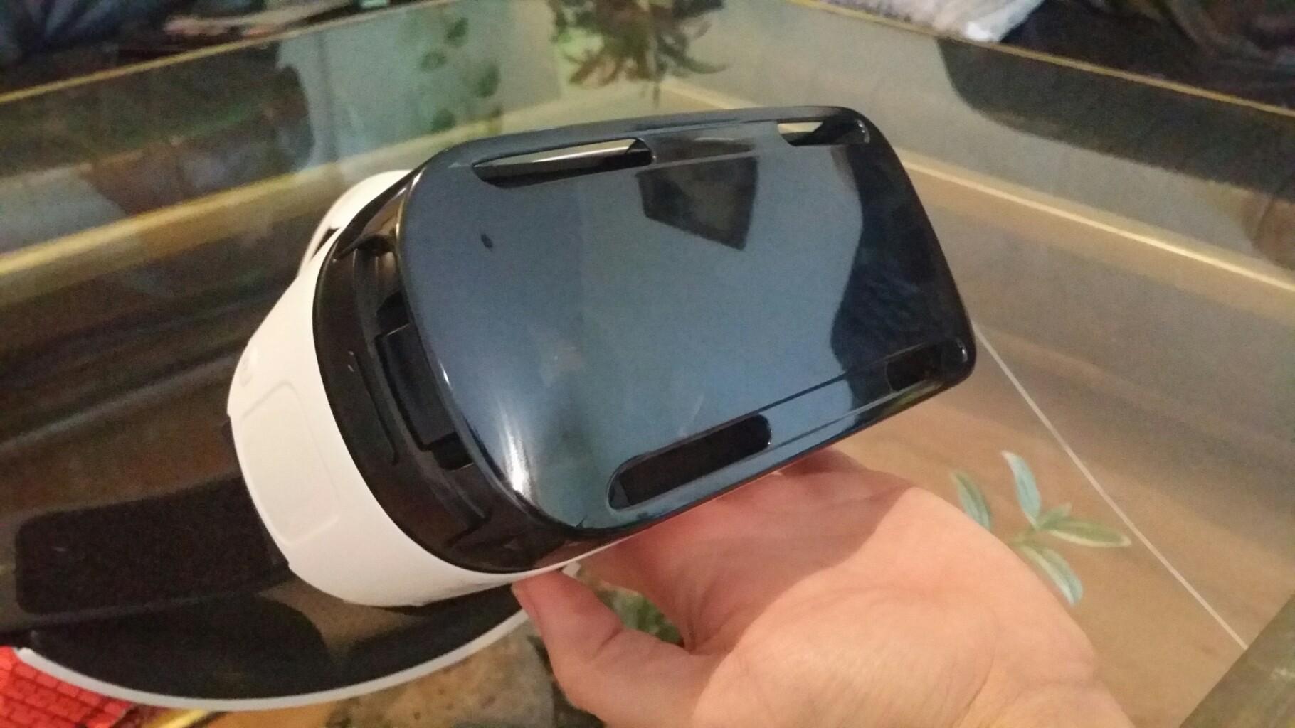 Samsung Gear VR to najciekawsze akcesorium do smartfona, jakie znam! – pierwsze wrażenia Spider's Web