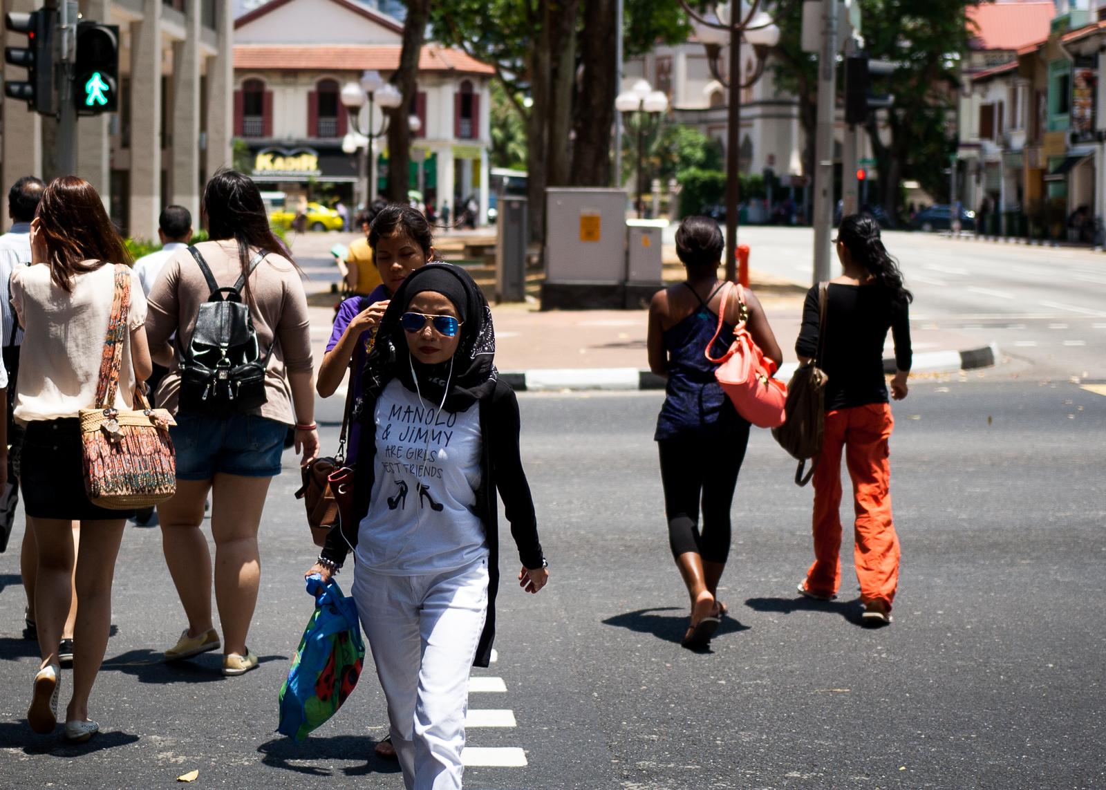 Jak mokrym ręcznikiem w twarz – w Singapurze szybko zatęsknisz za polską pogodą
