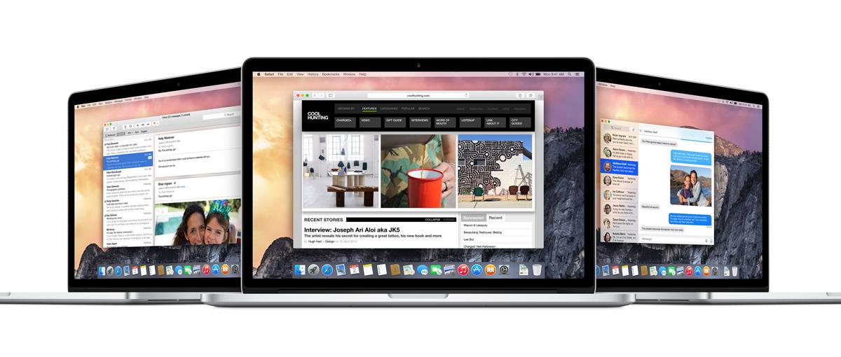 Już dzisiaj zaktualizujesz za darmo swojego Maka do Yosemite. W poniedziałek iPada oraz iPhone'a do iOS 8.1