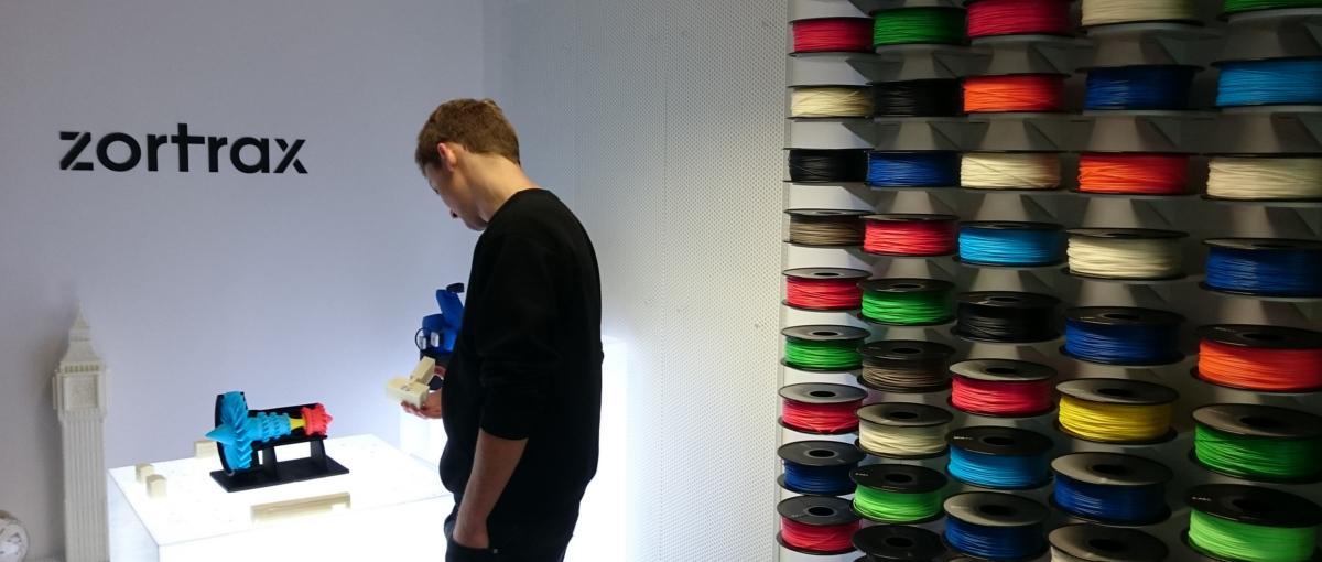 Z polskiej drukarki 3D korzysta już BMW, Audi i Stihl. Firma otwiera pierwszy salon i wchodzi na giełdę