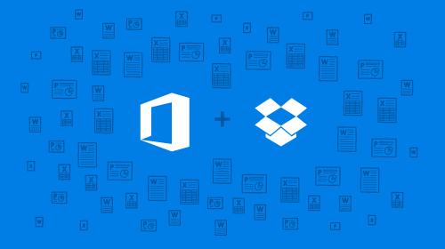 Dropbox kontynuuje obiecaną integrację z Microsoft Office. Oto nowa funkcja w aplikacji mobilnej