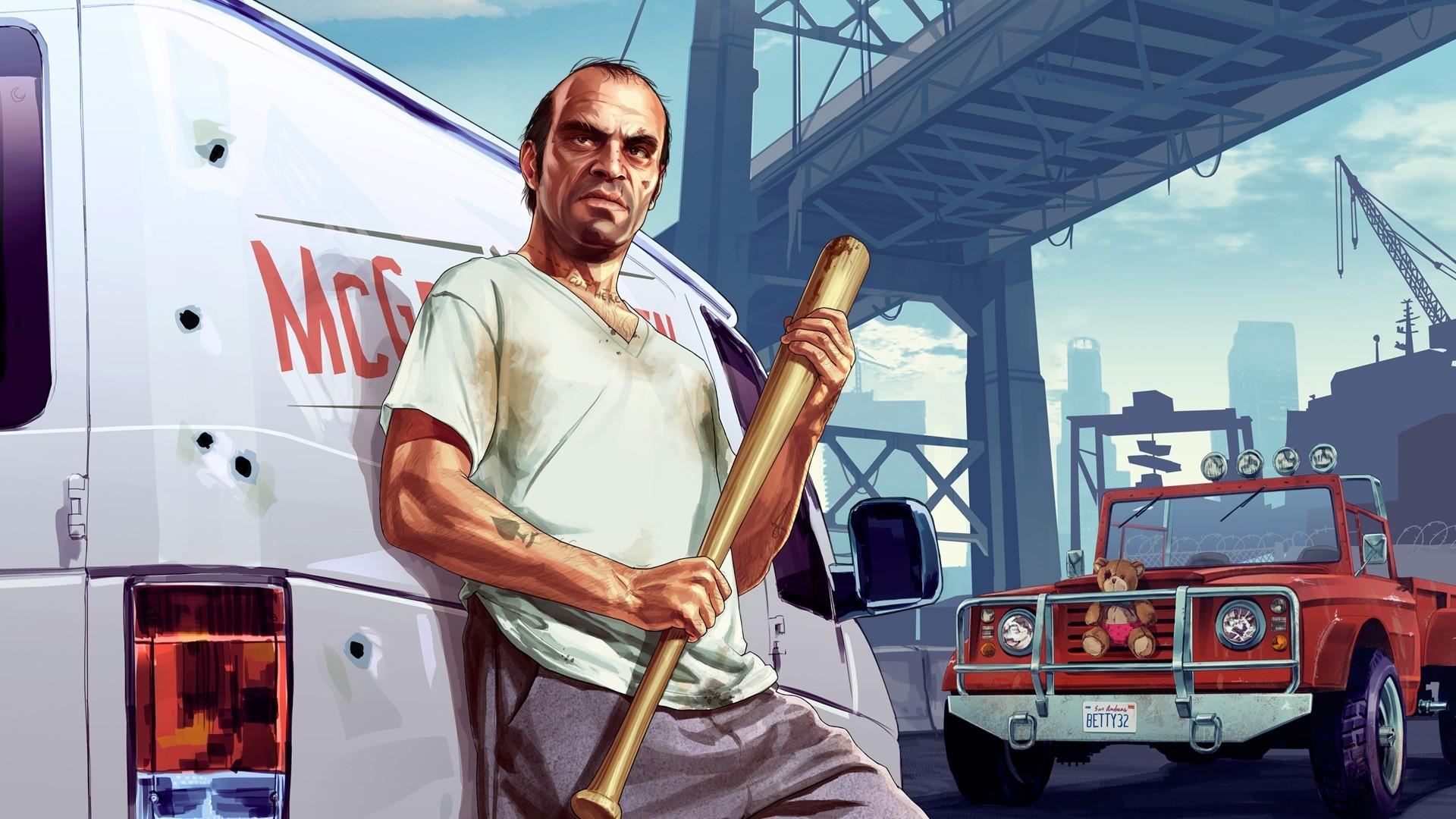 GTA V za darmo na Epic Games Store. W tym GTA Online