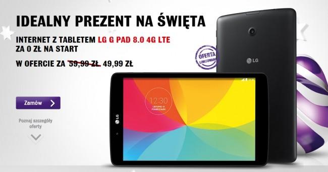 Play swieta LG G Pad 8.0