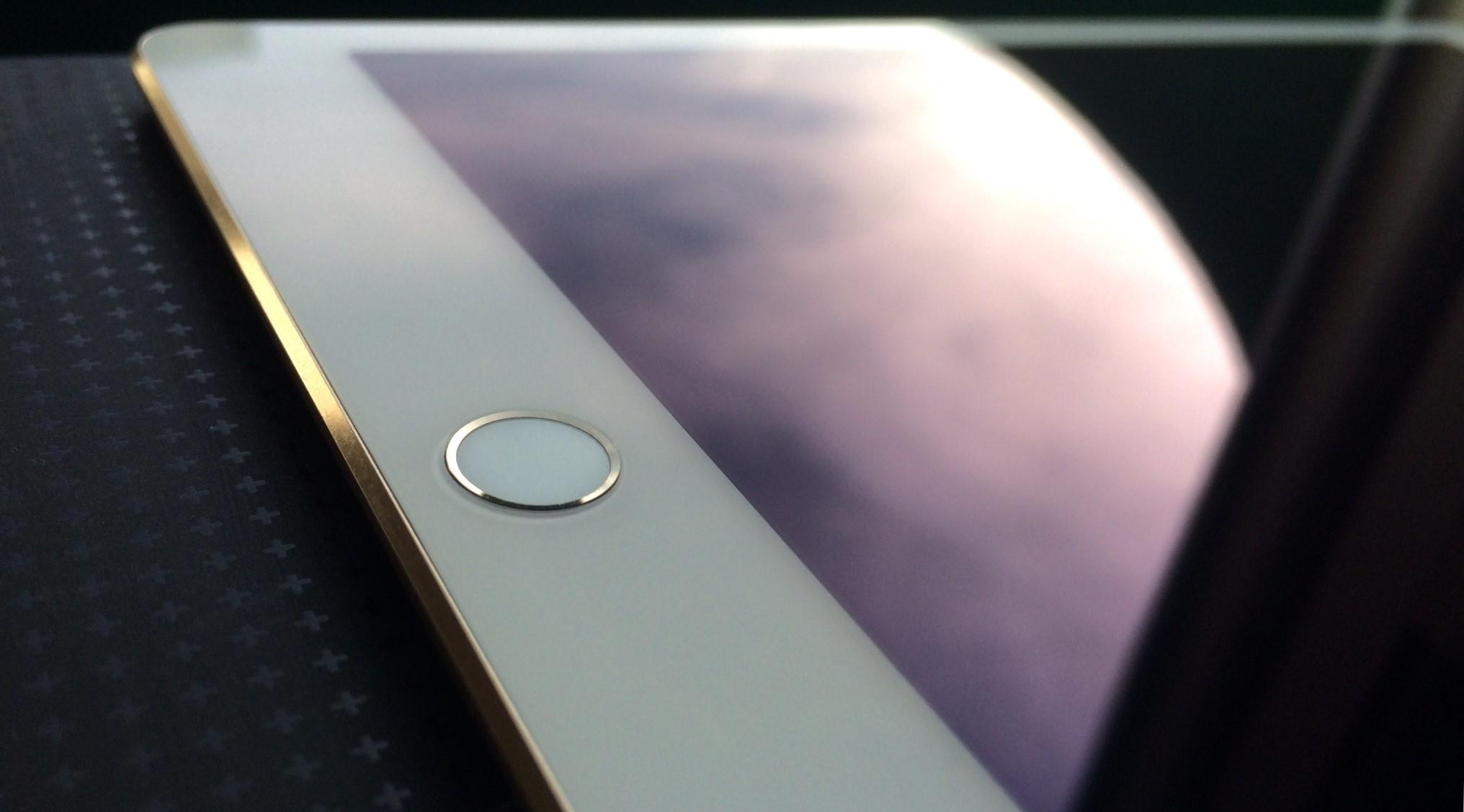 Na tropie następnego ruchu Apple, czyli Touch ID nie tylko dla iPhone'ów i iPadów