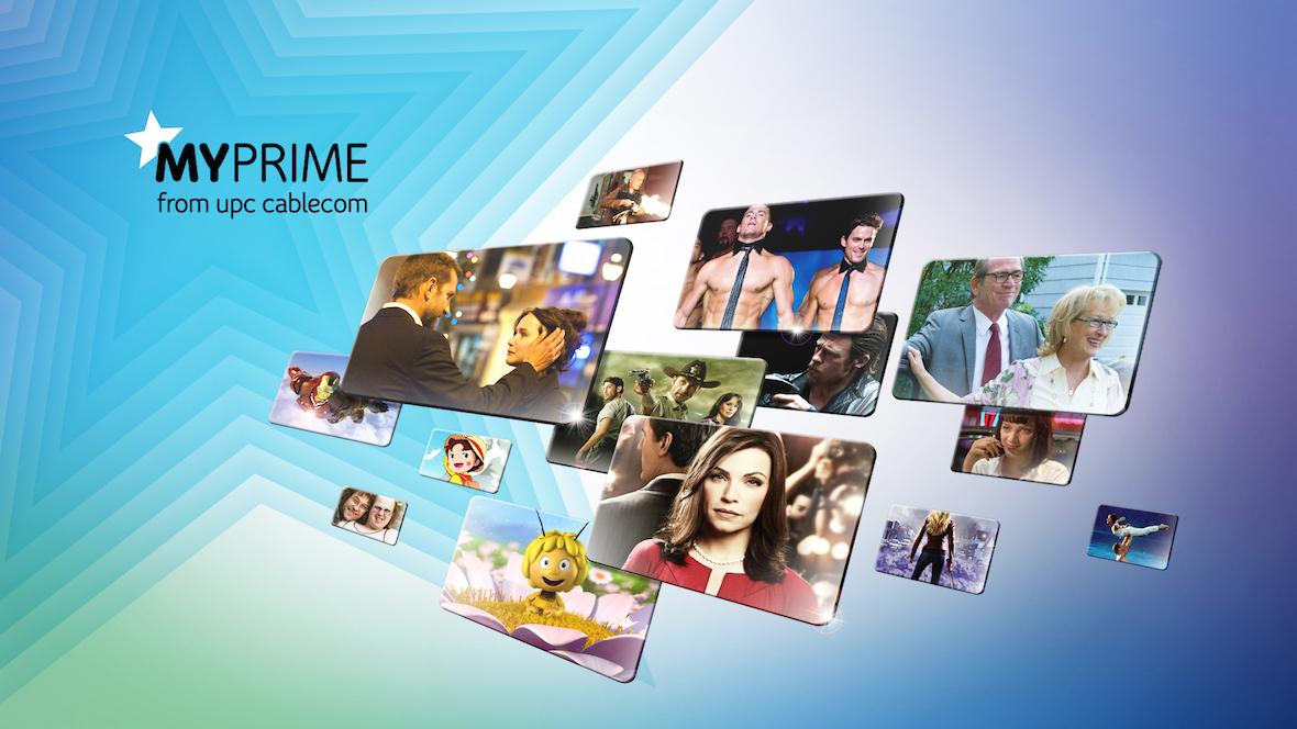 UPC otwiera MyPrime, czyli własny 'polski Netflix'!