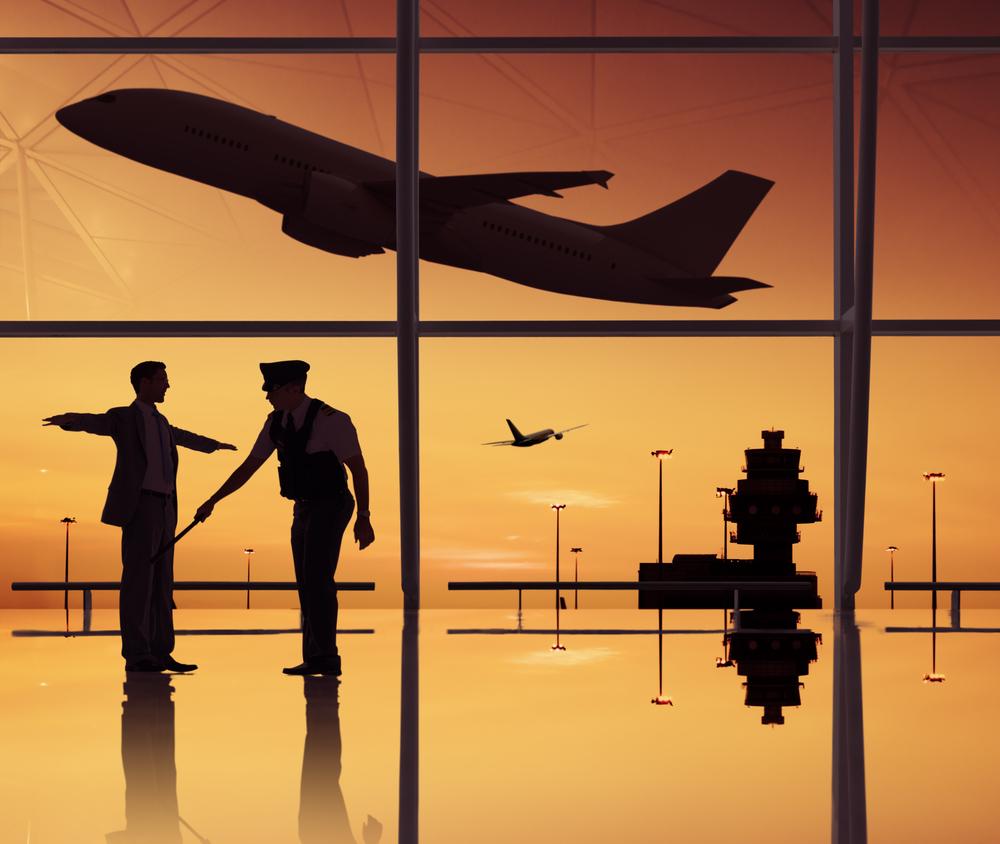 Oto nowa metoda wykrywania podejrzanych pasażerów na lotnisku – jest 20 razy bardziej skuteczna