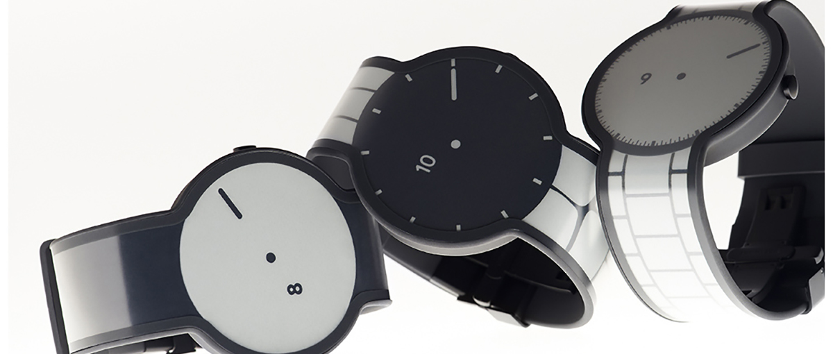 Zegarek z e-papierem, a w zasadzie z e-papieru. Oto Sony FES Watch