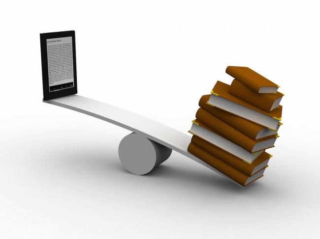 ebooki książki cyfrowe kindle amazon