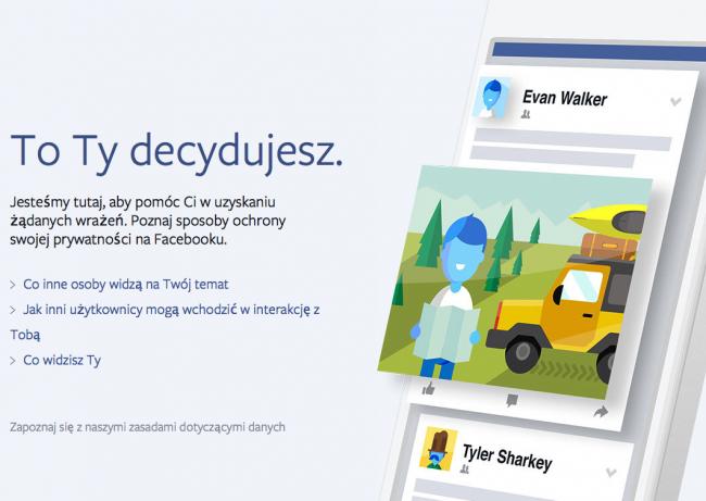 facebook prywatność 1