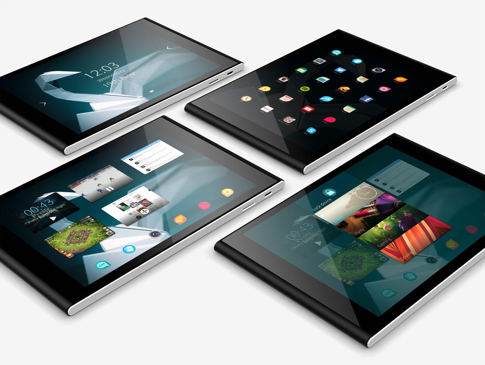 Tablet Jolla robi się coraz bardziej interesujący. Producent zaproponował poprawę parametrów, ale to klienci zadecydują o finalnej specyfikacji