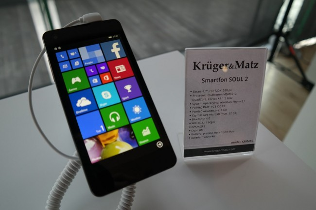km soul 2 windows phone