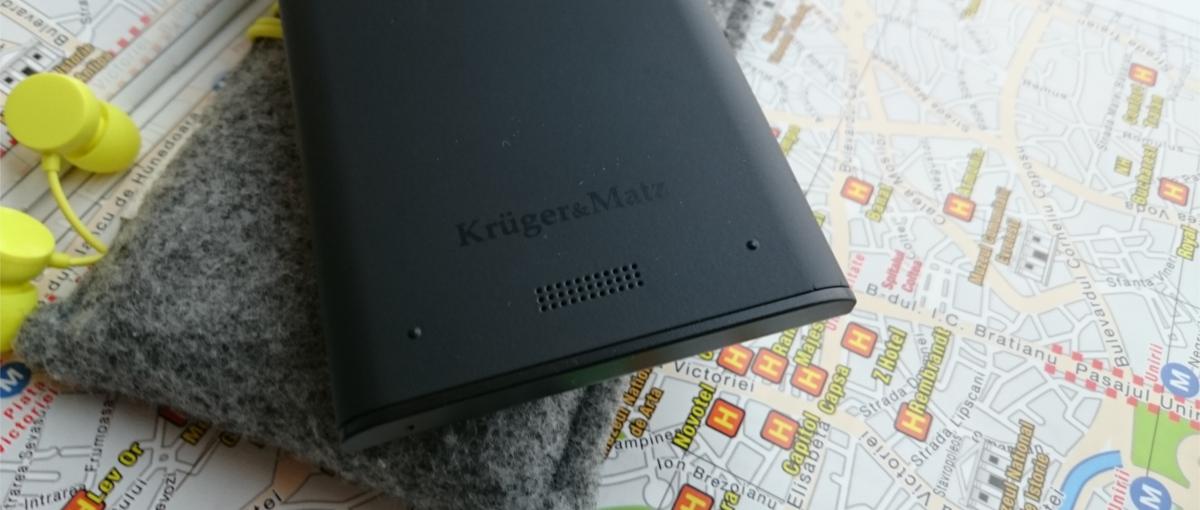 Polski smartfon z Windows Phone za 550 zł – pierwszy taki od Kruger&Matz