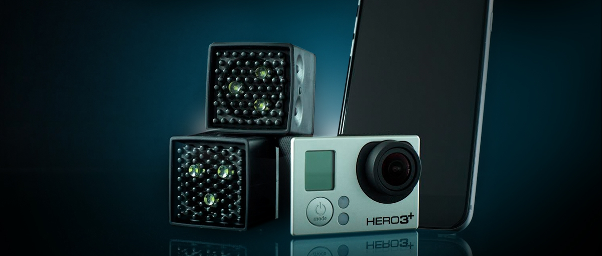 Lume Cube – w końcu ktoś pomyślał o dobrym oświetleniu do zdjęć ze smartfonów i filmów z GoPro