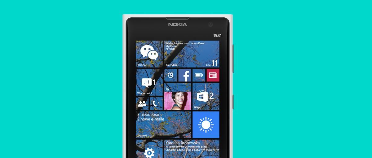 Aktualizacja Windows Phone'a, której najprawdopodobniej nie zobaczysz