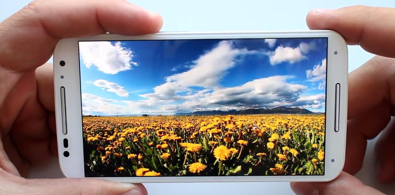 Bambusowa Motorola Moto X 2014 – szczegółowa wideo recenzja