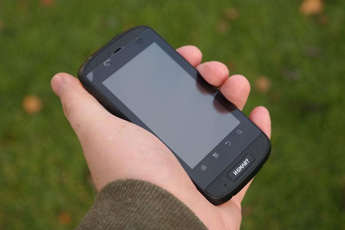 Smartfon ze wzmacnianą obudową za jedyne 349 zł. myPhone H-Smart – recenzja Spider'sWeb