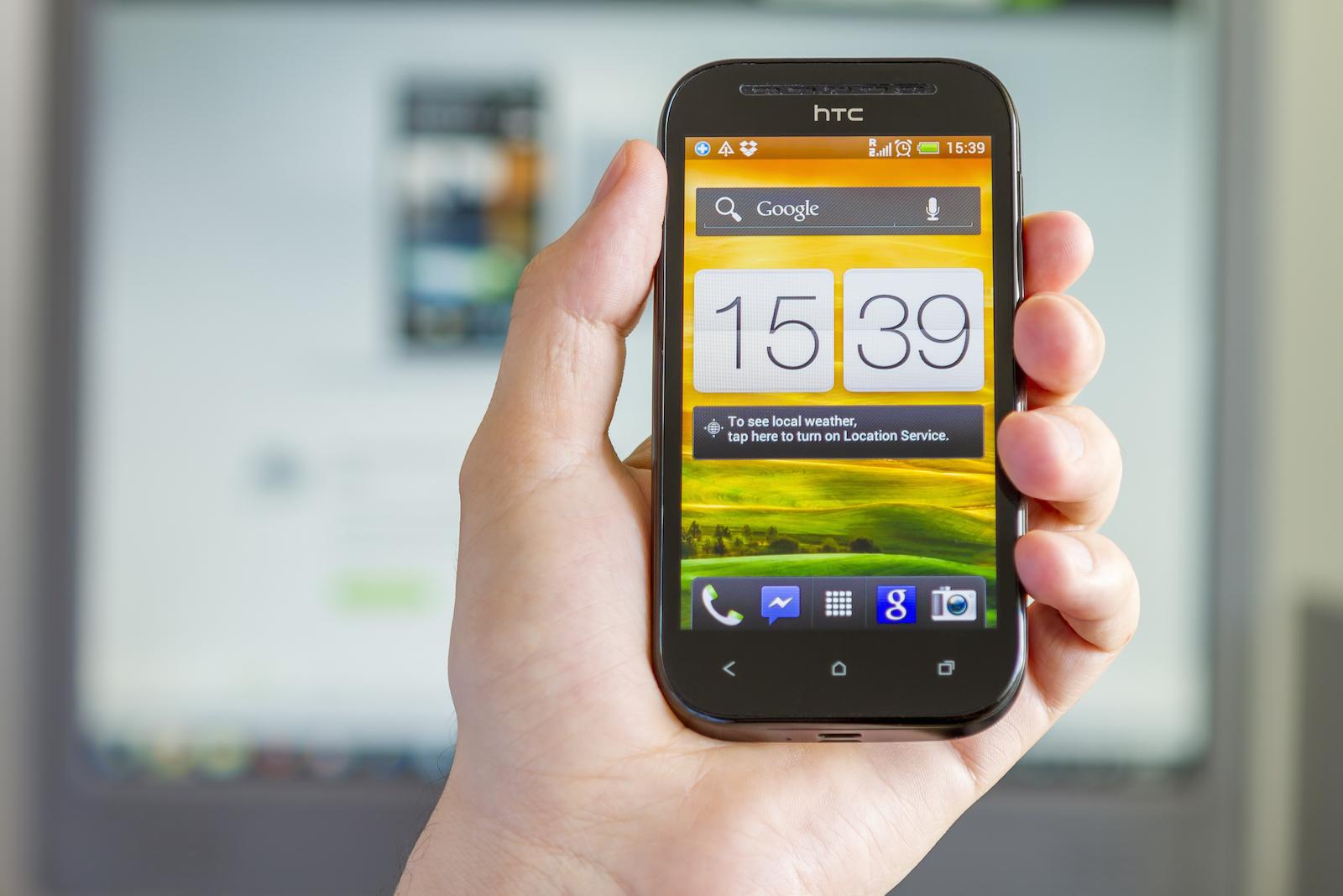 Trudno w to uwierzyć, ale HTC jest dziś jak… AllView, Wiko, czy polski Kruger&Matz