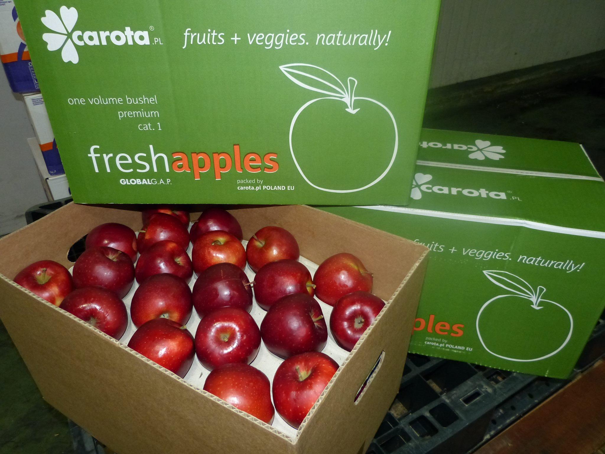 #jedzjablka w Singapurze – polskie!